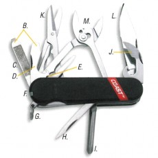 Coast Pocket Tool, 15 in 1 (PT3240CP)